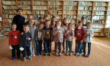 Prijatie detí za členov školskej knižnice
