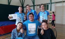 Jonáš Draganovský sa stal halovým majstrom Slovenska