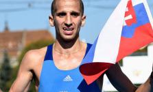 Maratónec Tibor Sahajda sa zlepšuje
