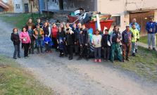 Dobrovoľné upratovanie obce Lukov