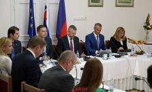 Do Bardejova prišiel premiér Pellegrini i ministri, okres získal takmer 1,3 milióna eur