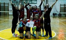 Volejbalistky VEA Bardejov v 2. lige s bronzom