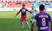 Futbalisti Bardejova v šesťbodovom zápase proti Lipanom