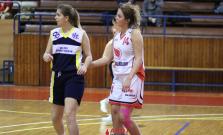 Napínavý duel medzi basketbalistkami Bardejova a Trnavy