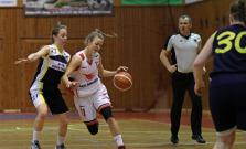 Bardejovské basketbalistky nestačili na Trnavu, prehrali o štyri body