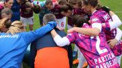 Futbalistky Bardejova sa predstavili na horúcej myjavskej pôde, Dimitrijević s červenou kartou
