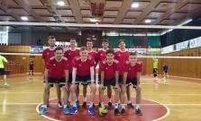 Okresné kolo vo volejbale stredoškolákov