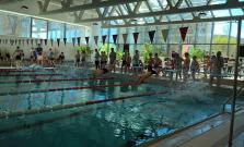 Otvorené majstrovstvá žiakov vplávaní, Didiková s prvým miestom