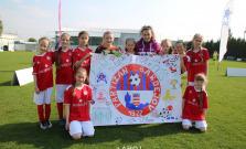 Mladé Bardejovčanky súčasťou veľkého futbalu