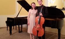 Koncert nadaných študentov, Bardejovčanky Emy Pisarčíkovej a Patrika Zastka