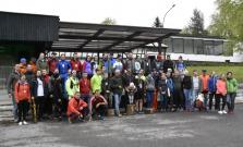 Na Horský beh sa odhodlalo 67 účastníkov