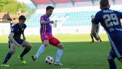 Futbalisti prehrali s Popradom, v sobotu posledný zápas v sezóne