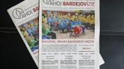 Ďalšie číslo obľúbených novín je na svete, venuje sa školstvu i eurovoľbám