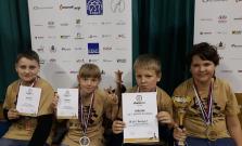 Šachisti ŠK BLS Bardejov strieborní na Majstrovstvách Slovenska