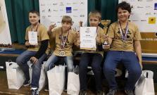Päť Bardejovčanov cestuje reprezentovať Slovensko na Majstrovstvá Európy