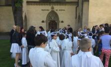 Slávnosti prvého svätého prijímania v Bardejove