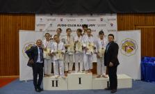 Štyri tituly pre Judo Club Bardejov