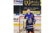Ďalší úspech Matúša Lúča v hokejbale na najväčšom turnaji v Európe