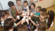 Deň mlieka na ZŠ s MŠ Pod Vinbargom