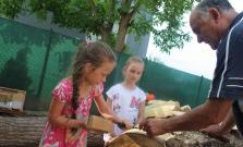 Rezbársky plenér v Raslaviciach – začiatok Šarišských slávností piesní a tancov
