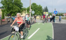 Dokončili slovenskú časť cyklookruhu Aquavelo