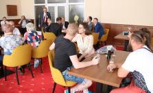 Kaviareň Sisi v Bardejovských Kúpeľoch prešla rekonštrukciou