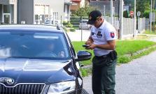 Policajti vyrazili na cesty, zistili 248 priestupkov, zistený aj alkohol