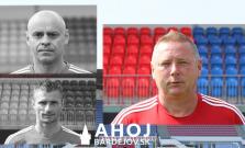 Jantek a Palša už nie sú trénermi Partizána Bardejov, v zápase proti Trebišovu mužov povedie Benko