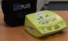 Defibrilátor aj pre zariadenie sociálnych služieb v Bardejove