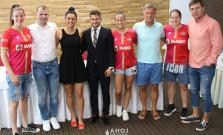 Bardejovské futbalistky znova zorganizovali tlačovú konferenciu, ciele majú najvyššie