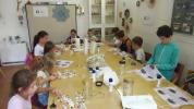 Skončili sa obľúbené prázdninové tvorivé dielne pre deti