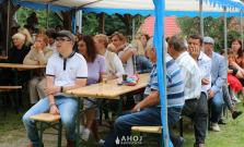 Deň obce Šiba so zaujímavým hosťom