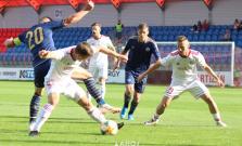 Bardejovskí futbalisti prehrali v Skalici rozdielom triedy