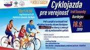 Aj obyvatelia mesta sa budú môcť súťažne zapojiť do cyklistických pretekov