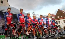 Medzinárodné cyklistické preteky, ktoré začínajú v Bardejove, slávnostne odštartovali