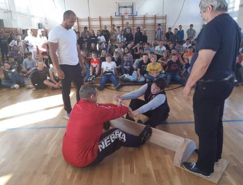V Bardejove sa uskutočnia historicky prvé Medzinárodné majstrovstvá Slovenska v MAS-Wrestlingu