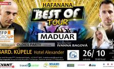 Skupina Maduar sa v rámci svojho turné predstaví aj v Bardejove