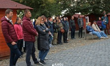 Míting Za slušné Slovensko