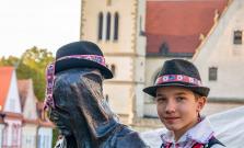 Dožinkové slávnosti v centre Bardejova
