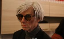 Do Bardejova zavítal Andy Warhol