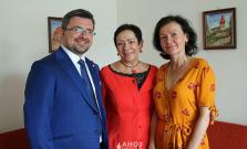 Poslankyňa národnej rady navštívila Centrum sociálnych služieb v Bardejove