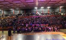 Moderná gymnastika čelí koncertu seniorom