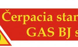 Čerpacia stanica GAS BJ s.r.o.
