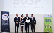 Prestížne ocenenie si z rúk štátneho tajomníka Ministerstva práce prvýkrát prevzali aj Bardejovčania