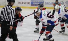 Hokejisti prehrali v Trebišove v predĺžení