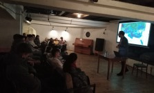Zaujímavá prednáška pre študentov Súkromného gymnázia DSA v Bardejove