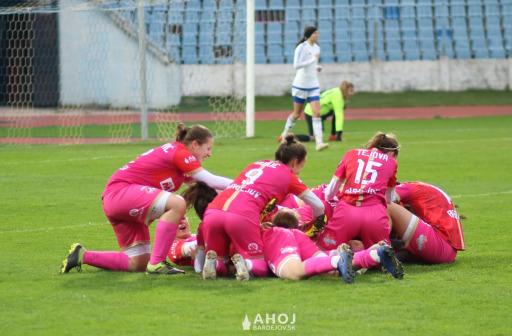 Futbalistky Bardejova získali na Slovane cenný bod, Semanová strelila gól roka