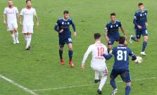 Futbalisti Partizána Bardejov porazili Slovan Bratislavu, konečne strelili viac ako gól