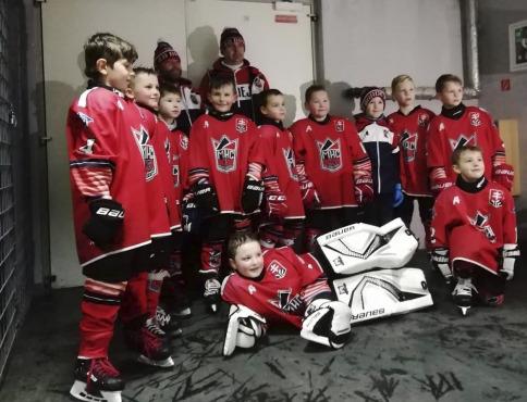 Najmladší bardejovskí hokejisti odohrali prvý turnaj v živote