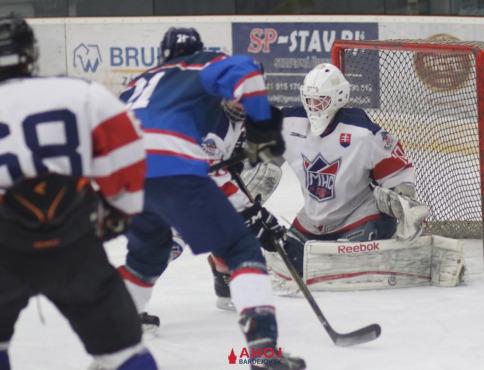 Mladí hokejisti odohrali ďalšiu porciu zápasov